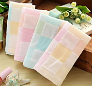 Fresh Style Wash Cloth,Reactive Print Superior Quality Polyester/Cotton Blend Towel