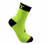 Недорогие -Толстые короткие носки / Спортивные носки / спортивные носки Велоспорт Носки Муж. Футбол / Велосипедный спорт / Велоспорт Пригодно для