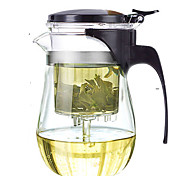 Недорогие -Чайник Повседневные Чайный Подарок С защитой от протекания,стекло