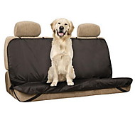 cheap -Dog Car Seat Cover Pet Mats & Pads Solid Waterproof Foldable Black For Pets