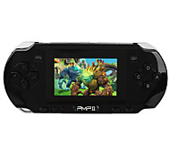 Multilingual 3.0'' Inch 32 Bit Portable Game Console Player Retro Games Handheld Gamepad MP5 Player Black Free Shipping