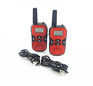 baratos -365 365 k-2 Rádio de Comunicação Portátil Aviso De Bateria Fraca VOX Codificação Varredura de Canais Prioritários Auto Silenciador de
