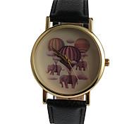 Casual Style Elephant World Girl Watch