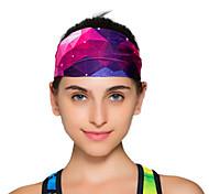 cheap -Running Headbands Spandex Lycra Sweat-wicking Windproof / Adjustable Yoga / Running Women's