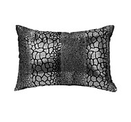 1 pcs Polyester Embellished&Embroidered Accent/Decorative Pillow With Insert 12x18 inch
