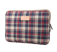 cheap -13'' 14'' 15'' Plaid Pattern Protective Sleeve Laptop Computer Bag (Assorted Colors)