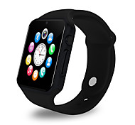 cheap -A1s Smart Watch Micro SIM Card Bluetooth4.0 iOS / Android / Mac OS / IPhone Hands-Free Calls / Message Control