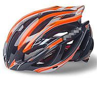 Недорогие -Мотоциклетный шлем Велоспорт 21 Вентиляционные клапаны Регулируется Горные Ультралегкий (UL) Спорт Молодежный Рипстоп с повышенной
