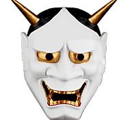 Недорогие -tokyo ghoul japanese ужас страшный призрак prajna hannya призрак маска halloween маскарад косплей маска партия костюм костюм