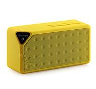 cheap -Mini Bluetooth Speaker X3 TF USB FM Radio Wireless Portable Music Sound Box Subwoofer Loudspeakers with Mic