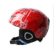 FEIYU шлем Муж. Жен. Детские Универсальные Спорт Спортивный шлем Снег шлем CE EN 1077 Сноубординг Снежные виды спорта Зимние виды спорта
