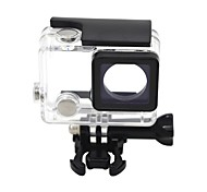 Case/Bags Waterproof For Action Camera Gopro 4 Diving & Snorkeling ABS