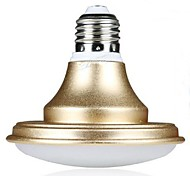 cheap -1500-2000lm 12 LEDs Waterproof LED Panel Lights Warm White AC 220-240V
