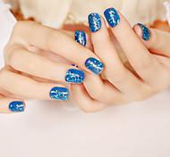 cheap -nail art Powder Full Nail Tips Classic High Quality Daily