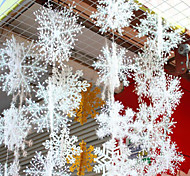 6pcs Snowflake OrnamentsForHoliday Decorations 28 22 14 11 8.5 6