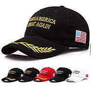 Недорогие -Муж. Жен. Для пары шляпа Уникальный дизайн На каждый день Мода Черный и белый Ткань Повседневные Спорт Галстук