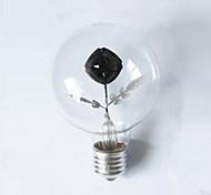 Недорогие -g80 Эдисон пламени лампа накаливания 3w ночь свет декоративные лампы высокого качества
