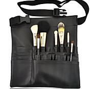портативный макияж кисти сумка фартук 22pockets с держателем ремня ремень косметическое средство для хранения щетки инструмент организатор