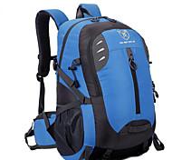 Недорогие -40 L Чехол для ноутбука Велоспорт Рюкзак рюкзак Походные рюкзаки Отдых и Туризм Восхождение Спорт в свободное время Велосипедный спорт /
