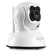 SANNCE® Wireless Mini IP Camera Surveillance Camera Wifi 720P Night Vision Baby Monitor NO SD Card Support