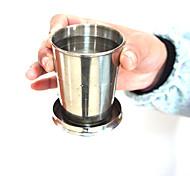 Недорогие -Необычные чашки / стаканы / Бокалы для вина / Чашки для путешествий 1pcs Из нержавеющей стали, -  Высокое качество