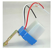 Outdoor Light Sensor Switch 220V Light Control Switch