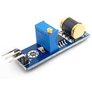 Модуль датчика обнаружения d1208036 поделки аналоговый выход вибрации для (для Arduino)