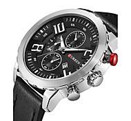 Муж. Для мужчин Спортивные часы Армейские часы Нарядные часы Модные часы Наручные часы Часы-браслет Повседневные часы Японский Кварцевый