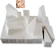 24 PCS/ Soft Make Up Sponge Face Powder Puff Set Facial Face Sponge Makeup Cosmetic Powder Puff Tool
