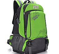 36-55 L Hiking & Backpacking Pack Cycling Backpack Travel Duffel Climbing Leisure Sports Cycling/Bike Camping & Hiking Running Waterproof