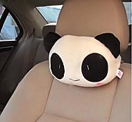 cheap -Car Headrest  Cute Cartoon Panda  Plush Car With Pillow  The Head Pillow Cushion and Pillow For Car  (Random Type)