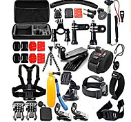 cheap -Accessory Kit For Gopro 30 in 1 Convenient For Action Camera Gopro 6 Gopro 5 Gopro 4 Black Gopro 4 Session Gopro 4 Silver Gopro 4 Gopro 3