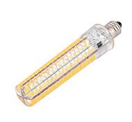 ywxlight® e11 ha portato luci di mais t 136 smd 5730 1200-1400 lm bianco caldo bianco freddo dimmable decorativo ac 110v / 220v 1pc