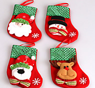 Stockings Ornaments Animals Snowmen Santa Residential Commercial Indoor OutdoorForHoliday Decorations