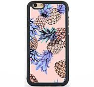 For iPhone 7 Case iPhone 6 Case iPhone 5 Case Case Cover Pattern Back Cover Case Fruit Hard Aluminium for Apple iPhone 7 Plus iPhone 7