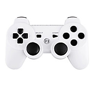 abordables -Mando DualShock 3 Wireless para PlayStation 3 (Blanco)