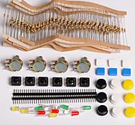 Crab Kingdom Universal Kit Package 1 Kit Includes Resistive LED Potentiometer