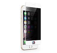 abordables -2.5d ZXD 9h plein écran la vie privée contre espion verre trempé pour apple iphone 7 plus protecteur d'écran film protecteur
