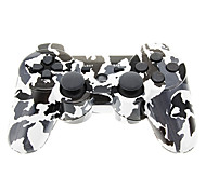 cheap -Wireless Dual Shock Six Axis Bluetooth Controller for PS3