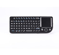 cheap -Multimedia keyboard Wireless Keyboard with Mouse Touchpad  for Android TV Box/PC/IPTV