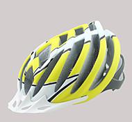 Bike Helmet CE Certification Cycling 18 Vents Adjustable One Piece Visor Mountain Urban Ultra Light (UL) Sports Men's Women's Unisex PC