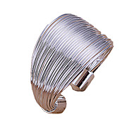 Women's Band Rings Adjustable Open Statement Jewelry Costume Jewelry Alloy Jewelry Jewelry For Party Daily
