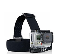 Ремни на голову Мешки На бретельках Для Экшн камера Gopro 5 Gopro 3 Gopro 3+ Gopro 2 Универсальный Авиация Кино и Музыка Охота и