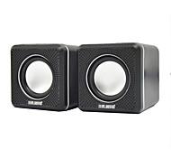 Mit Kabel Bücherregal Computer-Lautsprecher Stereo Surround Sound Super Bass