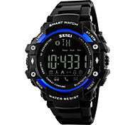 Skmei® Men's Smart Multifunction LED Sports Watch 30m Waterproof Assorted Colors