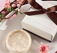 Недорогие -праздничные подарки мини вишни форма мыла (случайный цвет)