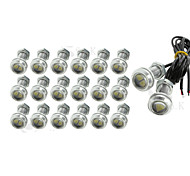 cheap -SO.K 20pcs 1156 Car Light Bulbs SMD 5630 180lm Exterior Lights For universal