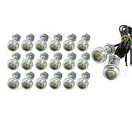 Недорогие -20 х 9w водить глаза орла света тумана автомобиля DRL дневного времени обратного сигнала 12v резервного копирования для парковки