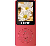 MP3/MP4Player8GB Jack 3.5 mm Cartão Micro SD