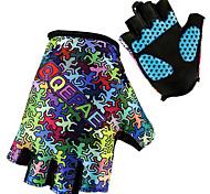 Недорогие -Спортивные перчатки Перчатки для велосипедистов Быстровысыхающий Анатомический дизайн Пригодно для носки Дышащий Износостойкий